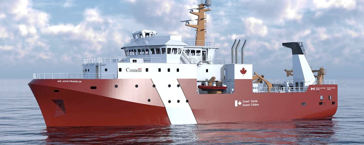 First Ship Built By Ibew For Canadian National Shipbuilding Strategy Launches