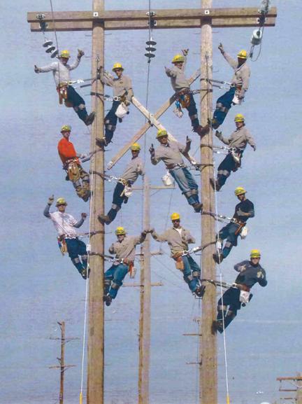 jobseeker journeyman lineman company