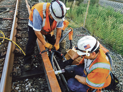 Image IBEW Electricians Work