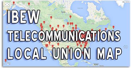 IBEW > Telecommunications