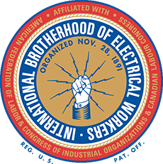 Image result for international brotherhood of electrical workers